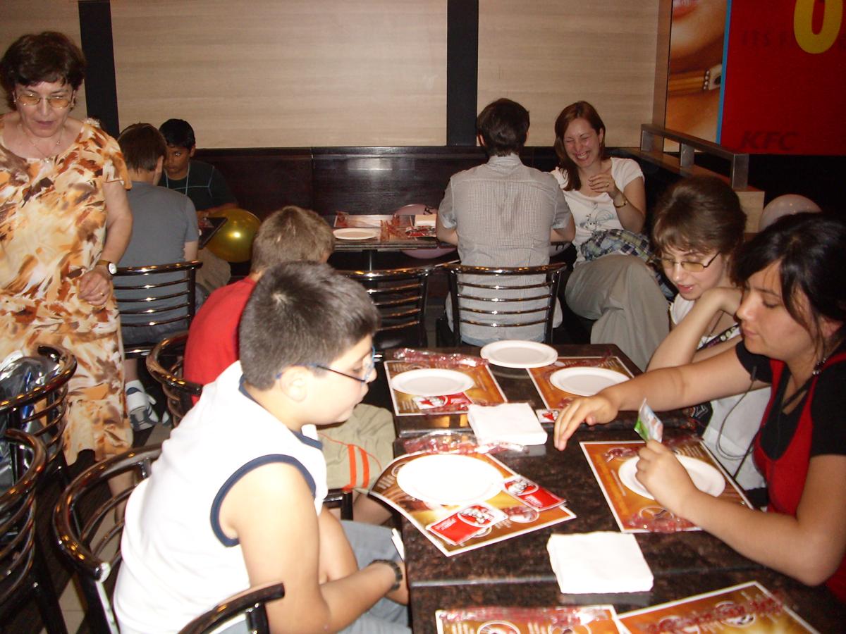 KFC ARTA UNESTE 128